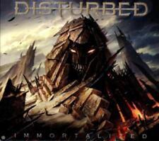 Immortalized (Deluxe Version) von Disturbed (2015)