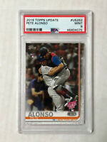 PETE ALONSO 2019 Topps Update HR Derby RC #US262! PSA MINT 9! CHECK MY ITEMS!