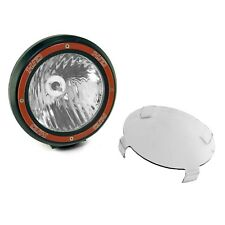 "NEW 7"" Inch Round HID Off-Road Aux Light w/Black Housing From Rugged Ridge"