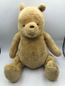 Official Gund Classic Winnie The Pooh Bear Walt Disney Plush Stuffed Toy Animal