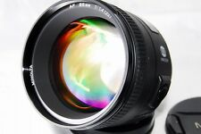 [EX++++]Minolta AF 85mm f/1.4 G Lens for Sony A mount