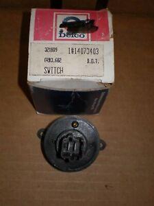 NOS 1984-87 PONTIAC CHEVROLET BAROMETRIC PRESSURE SENSOR 14073403