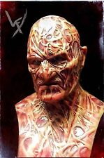 "Freddy Silicone Mask ""Inferno 4"" krueger WFX Special Pre Halloween offer!"