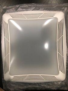 NuTone Ventilation Fan Light Grill & Lens 769RL 763N 763RLN S99111380 S99111381