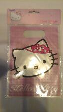Fiesta Loot Bolsas Hello Kitty niñas Cumpleaños Regalitos