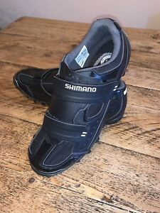 Shimano MTB Shoes SH-M065L 44 SPD With New Cleats