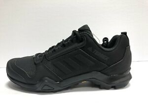 Adidas Terrex AX3 Mens Waterproof Hiking Shoes Black Size 9 M