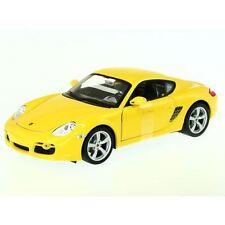 Artículos de automodelismo y aeromodelismo color principal amarillo Porsche