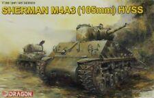 1/35 Sherman M4A3 (105mm) HVSS Dragon 6354 Free shipping