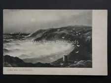 Channel Islands GUERNSEY Cobo Bay c1902 UB by Raphael Tuck & Sons series 234