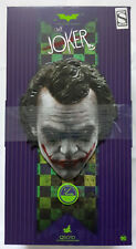 The Joker Heath Ledger Hot Toys EXCLUSIVE QS010 Batman Dark Knight 1/4 NIB!!!