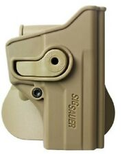 Z1110 IMI Defense Desert Tan Right Hand Roto Holster for Sig Sauer P250 Compact
