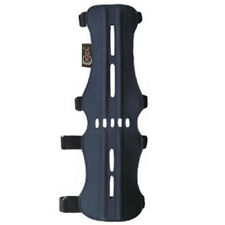 CAROL TARGET ARCHERY ARM GUARD SYNTHETIC LEATHER SAG200(33cm LONG X 9cm WIDE).