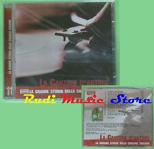 CD STORIA CANZONE ITALIANA 11 compilation PROMO SIGIL DE ANDRE DE GREGORI (C16)
