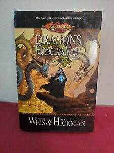 The Lost Chronicles: Dragons of the Hourglass Mage by Weis Hickman Hardback