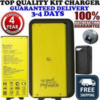 LG G5 SE Battery Charging Kit BCK-5100 Charger BL-42D1F 2800mAh Original Genuine
