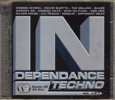 Compilation - Independance Techno Volume 3 (2 CD) - 2002 - Techno Trance France
