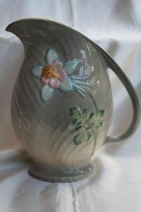 Antique Staffordshire Hand Painted Shorter & Son Flower Vase England