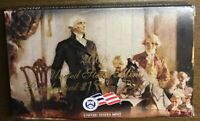 2008 United States Mint Presidential $1 Coin Proof Set w/CoA & Box