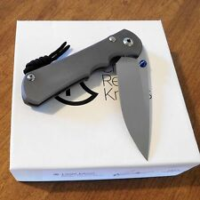 CHRIS REEVE New Large Left Hand Inkosi With S35VN Blade Knife/Knives