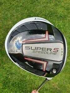 Adams (Taylormade) Speedline Super S 10.5 Golf Driver