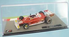 Formula 1 FERRARI 312 T2 1/43 -1977 Niki Lauda Brazil die cast metal model F1