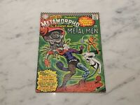1966 Silver Age DC Brave and the Bold Metamorpho Metal Men Comic Book No. 66