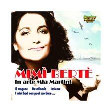 CD Mimì Bertè- in arte Mia Martini - 8015670080292