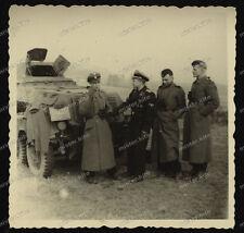 Photo - 18. volontaires-chars homme Grenadier-Division-infanterie-sd. KFZ-F. BIEGI