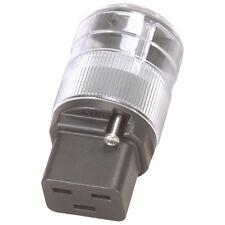 Wattgate 320i HC Clear IEC Connector High Current