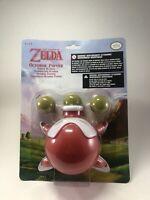The Legend of Zelda - Octorok Popper Toy by Nintendo - Rare
