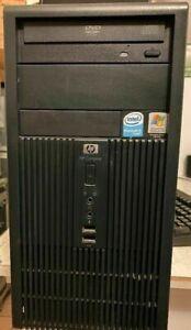 PC HP COMPAQ DX2300 Microtower Processorer Intel Pentium HD 160Gb Ram 2Gb