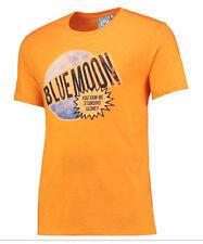 Boys 4 5 años Manchester City Camiseta Fútbol Niños De Algodón bluemoon Hombre Naranja