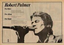 Robert Palmer Sneakin' Sally UK Tour advert 1978