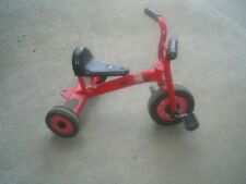 WINTHER TRICYCLE SMALL SEAT AGES 2-4