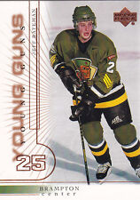 2000-01 UPPER DECK JEFF BATEMAN RC YOUNG GUNS #438 00-01