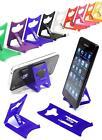 Mobile Smart Phone, BLUE iClip Folding Travel Desk Table Stand /Rest Holder
