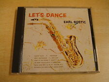 CD / EARL BOSTIC - LET'S DANCE