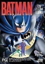 Batman The Animated Series: The Legend Begins (DVD, 2004)