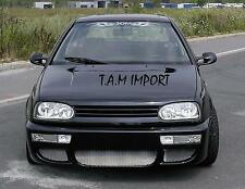 CALANDRE SANS SIGLE  NOIR VW GOLF 3 1.9TDI TYPE VR6  TOP PRIX