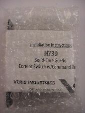 Veris Industries Hawkeye H730 Solid-Core Current Switch   Ships on the Same Day