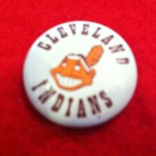 New listing Older Cleveland Indians Pinback Button 3/4 Inch