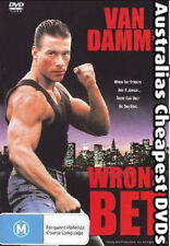 Wrong Bet DVD NEW, FREE POSTAGE WITHIN AUSTRALIA REGION ALL