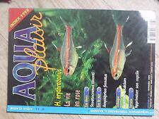 $$ Revue Aqua plaisir N°32  Steatocranus tinanti  Reacteur a calcium  Reptile