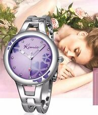 Superbe Montre Femme Luxe Métal Top Marque KIMIO Quartz Women Watch Fashion