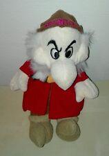 Peluche 7 nani brontolo 23 cm disney  pupazzo originale dwarfs plush soft toys