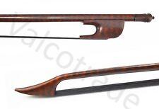 Archet de violon, amourette style baroque, fait à la main, 4/4, Cheval Noir Cheveux