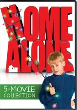 Home Alone 5-Movie Collection (DVD,2017)