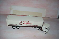 1973 Hush Puppies Shoe & Boot Winross Diecast Delivery Trailer Truck