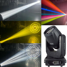 Rainbow 8R 3in1 250W Moving Head Light double prisms gobo wash dj stage lighting